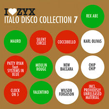 italo cd ZYX ITALO DISCO COLLECTION Volume7 de Various Artistas 3cds