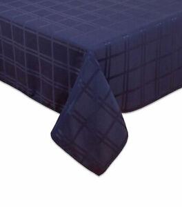 Origins, Spill-proof Microfiber Tablecloth (Choose Size + Color)
