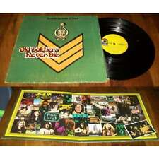 HEADS, HANDS & FEET - Old Soldiers Never Die LP ORG French Folk Rock 73'