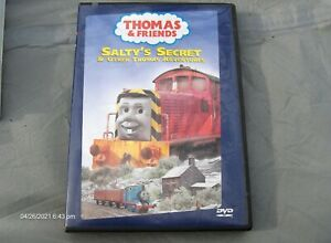 thomas and friends -the train-saltys secret-dvd