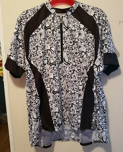 Aero Tech Designs Cycle Wear Mens Cycling Jersey Shirt Sz 2XL Bicycle design
