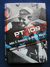 PT 109 - SIGNED by ROBERT DONOVAN & Actor CLIFF ROBERTSON Cast as JOHN F KENNEDY