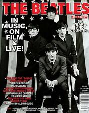 Life Story Magazine In Music On Film Live - THE BEATLES