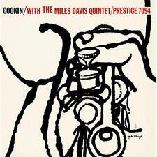 Miles Davis Quintet - Cookin' LP REISSUE NEW OJC w/ John Coltrane, Red Garland