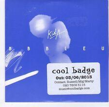 (EA696) Kid A, BB Bleu - 2013 DJ CD