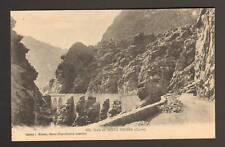 SCALA de SANTA REGINA (CORSE) en 1915