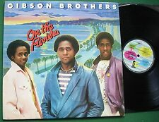 Gibson Brothers On the Riviera inc Dancin' the Mambo & Metropolis + LP