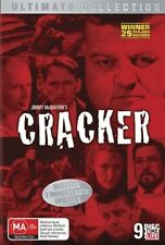 Cracker - The Complete Collection (DVD, 2008, 9-Disc Set)