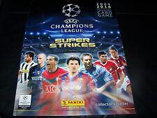 Panini Champions League 2009 2010 Super Strikers UEFA Trading Card