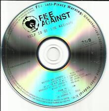 RISE AGAINST Help is on the way 2011 USA TST PRESS PROMO Radio DJ CD single