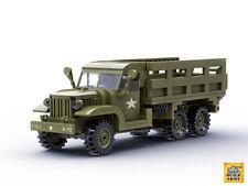 WW2 GMC CCKW truck +instruction by Buildarmy® +free Lego panel
