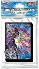Yu-Gi-Oh! The Dark Magicians Card Sleeves (50 Sleeves) - Factory sealed