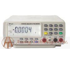 USA Seller VICHY VC8145 DMM Digital Bench Top Multimeter Meter PC