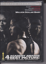 Million Dollar Baby (DVD, 2005, 2-Disc Set, Full Frame)