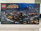 LEGO DC Comics Super Heroes The Batboat Harbor Pursuit ( 76034 ) ( NISB )