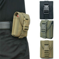 Tactical Molle Pouch EDC Utility Waist Pack Key Case Mini Storage Bag Cover Bags
