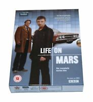 Life on Mars - Series 2 Complete 2nd Season John Simm New Sealed Region 2 UK DVD