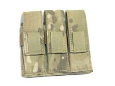 SPECTER GEAR 276 US MILITARY MOLLE TACTICAL TRIPLE PISTOL MAG POUCH MULTICAM NEW