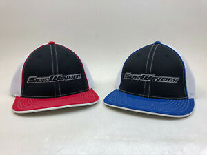 NEW YAMAHA SIDEWINDER HAT MESH BACK BLUE OR RED SMB-17CSW-