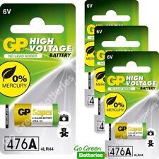 4 x GP 4LR44 6V Alkaline Batteries 476A A544 PX28A L1325 Dog Training Collar