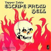 TAPPER ZUKIE - ESCAPE FROM HELL   VINYL LP NEW