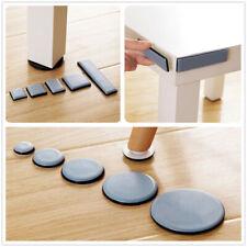 Magic Moving Slider Pad Furniture Table Bases Protector Coaster Carpet Flooring