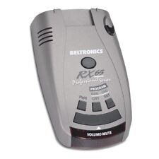 NEW Beltronics RX65 Red Professional Series Radar/Laser Detector