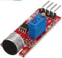Son Détection Capteur Module Électret Condenseur Microphone Arduino Pic pi LM393