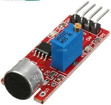 Sound Detection Sensor Module Electret Condenser Microphone Arduino PIC Pi LM393