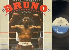 """JOHNNY WAKELIN Bruno  12"""" Ps, Total Knockout Mix B/W Sons Of Hercules, Kox 1 (G/"""