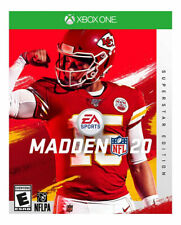 Madden NFL 20 -- Superstar Edition (Microsoft Xbox One, 2019) Priority upgrade