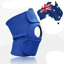 Knee Protector Support Brace Strap Wrap Elastic Compression Pads Adjustable Size