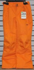 NWT Drift Technical Snow Pants Youth size XL Orange