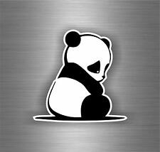 Sticker aufkleber auto motorrad tuning panda pandabär jdm drift dub bomb
