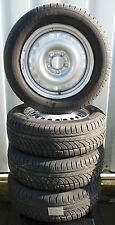 4 Winterräder für Ford Tourneo Connect / Transit Connect, 195/65 R15 95 T