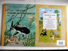 Kuifje in De schat van Scharlaken rackham Facsimile Uitgave