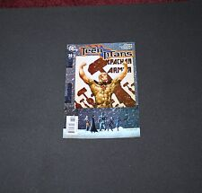 "TEEN TITANS~DC COMICS~#38~""TITANS AROUND THE WORLD""~PART 1~2007~VG-"