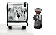 Nuova Simonelli Musica Espresso HX Coffee Machine & Mahlkonig Vario Combo 220V