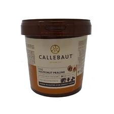 Callebaut Feine Haselnuss-Pralinenpaste Feinste Belgische Schokolade 1Kg