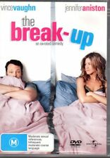 THE BREAK-UP DVD R4 (2006)Vince Vaughn Jennifer Anniston - Good Cond - FREE POST