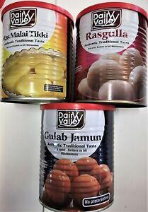 Sweets Gulab Jamun Rasgulla Rasmalai Dairy Valley Authentic Traditional Taste
