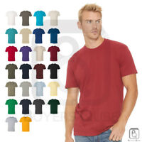 Next Level Mens Premium Cotton Short Sleeve Crew T-Shirt Plain Tee XS-3XL - 3600