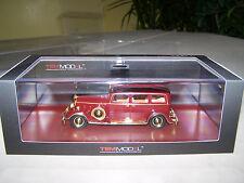 1:43 TrueScale TSM, 1932 Cadillac Deluxe Tudor Limousine 8C, Emperor Puyi