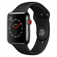 Apple Watch Series 3 42mm GPS + Cellular  Aluminium Case with Apple Box A Grade