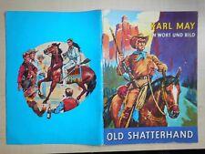 Karl May in Wort und Bild-Old Shatterhand-Karl-May-Verlag+ Pestalozzi - Sehr gut