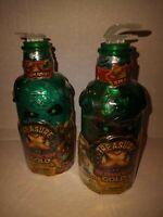 Lot of 2 Treasure X Series 5 Sunken Gold Smash Bottle u dig blind bag New Sealed