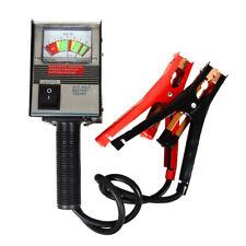 6 / 12 Volt Battery Tester Load Charge Alternator Regulator Test Car Truck SUV