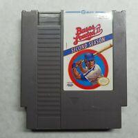 Bases Loaded II: Second Season Nintendo NES Model NES-L2-USA