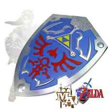 Legend of Zelda Hylian Cosplay LARP Shield Link Tri Force Life Size Knight
