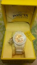 1827 INVICTA RUSSIAN DIVER MECHANICAL WATCH WHITE CASE WITH WHITE TONE CERAMIC!